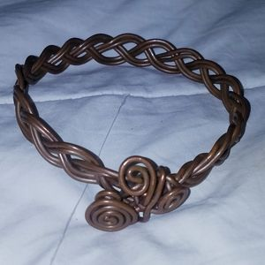 Copper Bicept Cuff